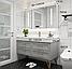 Комплект мебели для ванной Kelmen RD-9503/2, фото 6