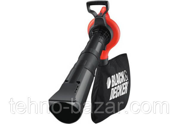 Садовый пылесос BLACK+DECKER GW2810 2800 Вт