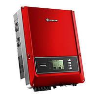 Солнечный сетевой инвертор Goodwe GW10KT-DT (+DC-SWITCH/WIFI) (10 кВт, 3 фазы, 2 MPPT)
