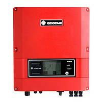 Солнечный сетевой инвертор Goodwe GW5000D-NS (+DC-SWITCH/WIFI) (5 кВт, 1 фаза, 2 MPPT)