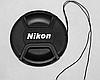Крышка для объектива Nikon LC-62 62 мм (аналог)