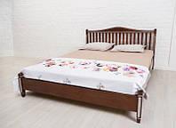 Кровать Полуторная Деревянная Монблан 1,4, фото 1