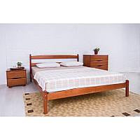Кровать деревянная двуспальная Ликерия 1,6 без изножья