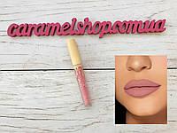 Жидкая матовая помада Kylie 8653 цвет Koko K   Matte Liquid Lipstick реплика, фото 1