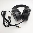 Ігрові навушники з мікрофоном A1 Led, фото 3