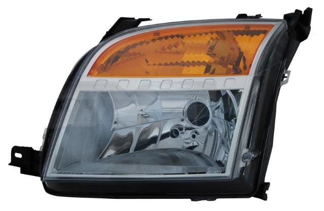 Фара левая Ford Fusion 06- (TYC)