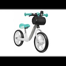 Lionelo Беговел велобіг від з ручним гальмом блакитний Arie Graphite LO.AR02