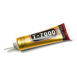 Клей герметик для проклейки тачскринов Т-7000 , черный, 50 мл T7000