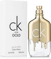 Calvin Klein CK One Gold Туалетная вода (Тестер) 100 ml