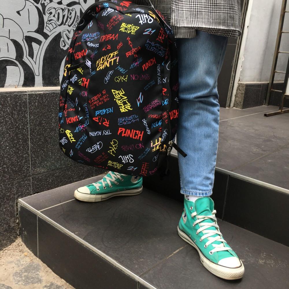 Рюкзак Punch Black