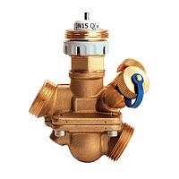 Автоматический комбинированый балансировочный клапан AB-QM