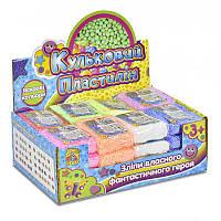Кульковий Fun Game Пластилін 7339 6 32 шт в блоке Разноцветный (IG-69606)