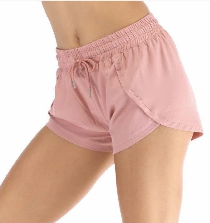 Шорты спортивные Sharial SH 0086 женские Розовые