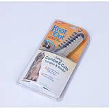 Электрическая расческа Knot Out для животных серая, фото 2