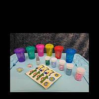 Игровой набор Слайм сделай сам с столиком