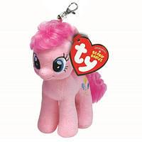 """Игрушка Мягкая Лошадка My Little Pony """"Pinkie Pie"""" 11 см брелок 41103"""
