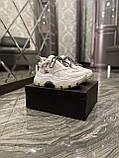 Женские кроссовки Prada Chunky All White, женские кроссовки прада, жіночі кросівки Prada, кросівки прада, фото 6