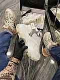 Женские кроссовки Prada Chunky All White, женские кроссовки прада, жіночі кросівки Prada, кросівки прада, фото 2