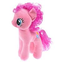 "Игрушка Мягкая Лошадка My Little Pony ""Pinkie Pie"" 20 см розовая 41000"