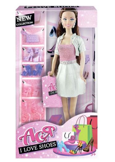 Детская кукла игрушечная.Игровой набор для девочки.