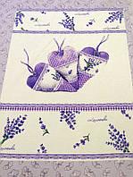 Полотенце кухонное Лаванда  35*70, фото 1