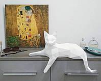 Декоративная фигурка - Кот | Интерьер для дома