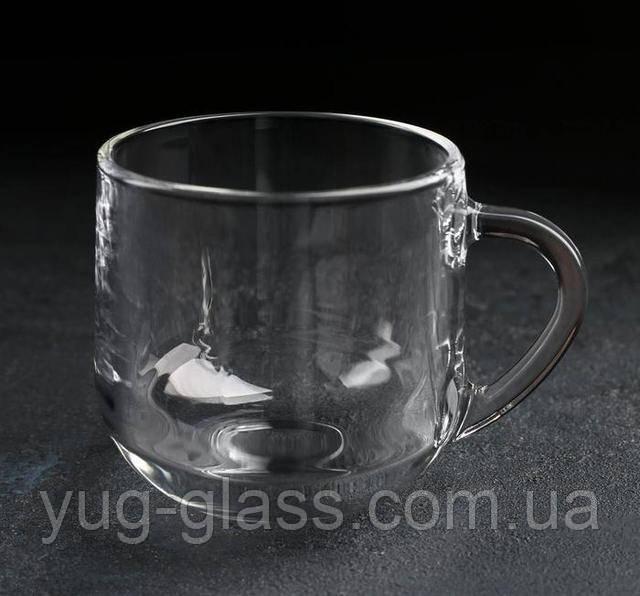 Кружка для чаю прозора