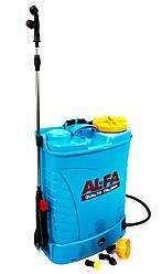 Опрыскиватель аккумуляторный AL-FA 15 А/ч (KES16)