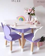 Дитячі столи і стільчики