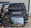 Сумка-штаны на багажник BAO-013 баул, фото 3