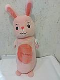 Плед игрушка подушка 3в1 Длинная игрушка в ассортименте, фото 2