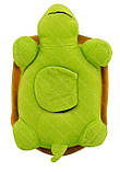 """Ночник детский """"музыкальная черепаха"""" проектор звездного неба, зеленая, фото 5"""