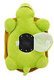 """Ночник детский """"музыкальная черепаха"""" проектор звездного неба, зеленая, фото 6"""
