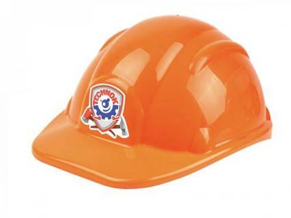Каска Технок (оранжевая) 3947