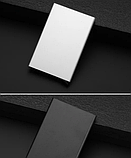 Картхолдер з захистом від безконтактного зчитування ANTI RFID 10*6.2*0.8 см, фото 2