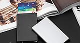 Картхолдер з захистом від безконтактного зчитування ANTI RFID 10*6.2*0.8 см, фото 9