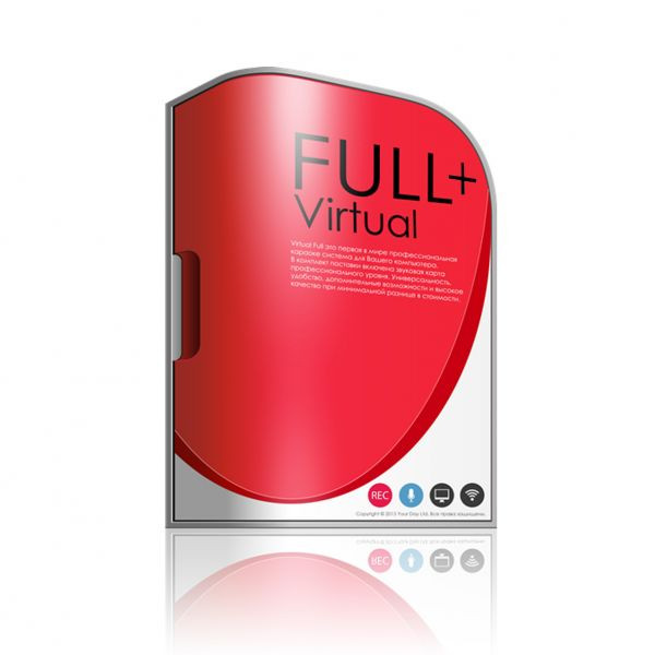Your Day Virtual Full Karaoke-System by HiFi Cinema