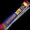 Бенгальські вогні 72716-PN, довжина: 90 см, в упаковці 3 шт., час горіння: 240 секунд