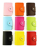 Картхолдер для карток на 24 шт 10.5*7 см, фото 5