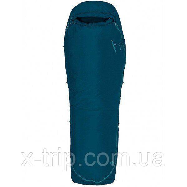 Спальный мешок Marmot Wm's Kona 20 Deep Teal, Left Zip (MRT 29350.2209-LZ)