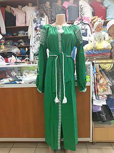 Жіноче плаття Вишиванка Льон р. 42-60