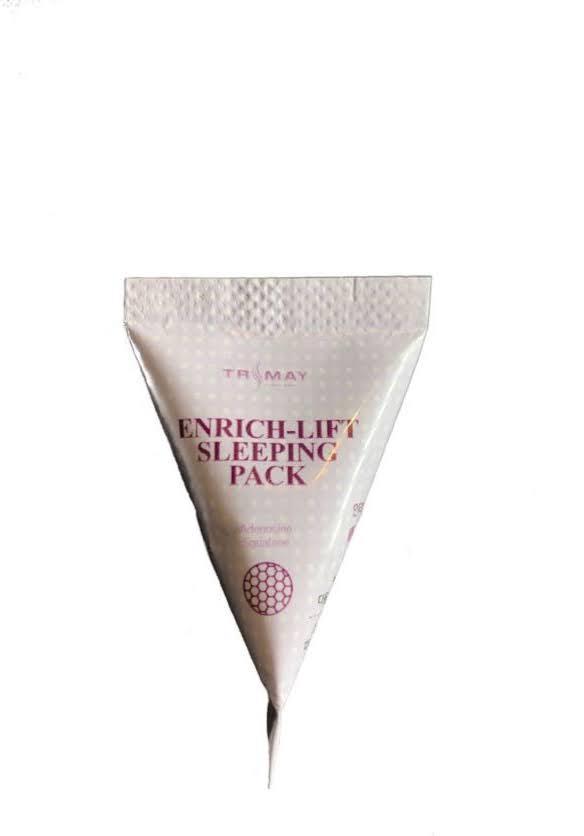 Ночная лифтинг-маска Trimay Enrich-Lift sleeping pack