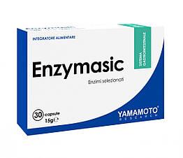 Ферменты энзимы Yamamoto nutrition Enzymasic (30 капс) ямамото