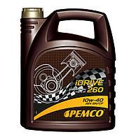 Pemco iDRIVE 260 10W-40 API SN/CH-4 (5 л.)