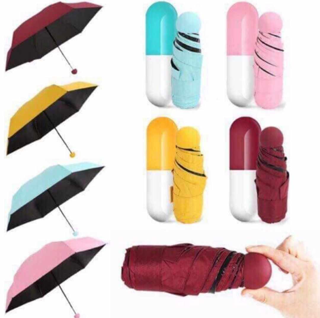 Зонтик-капсула цвет в ассортименте