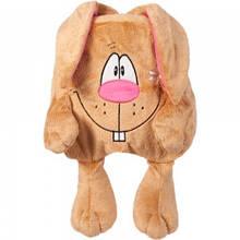 Мягкая игрушка рюкзак. Рюкзак детский игрушка плюшевый Зайчик 38см