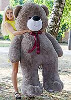 Акция! Большой плюшевый медведь мягкая игрушка мишка Ветли 190 см.