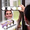 Подсветка на зеркало для макияжа, Studio Glow, беспроводной светильник для зеркала.