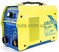 Бытовой сварочный аппарат инверторный Свитязь СА-255 для дома 255 Ампер