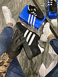 Женские кроссовки Adidas Iniki Black White, женские кроссовки адидас иники, жіночі кросівки адідас інікі, фото 4